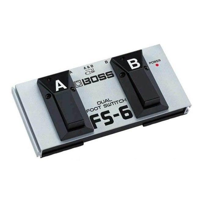 Boss FS-6 Control Foot Switch