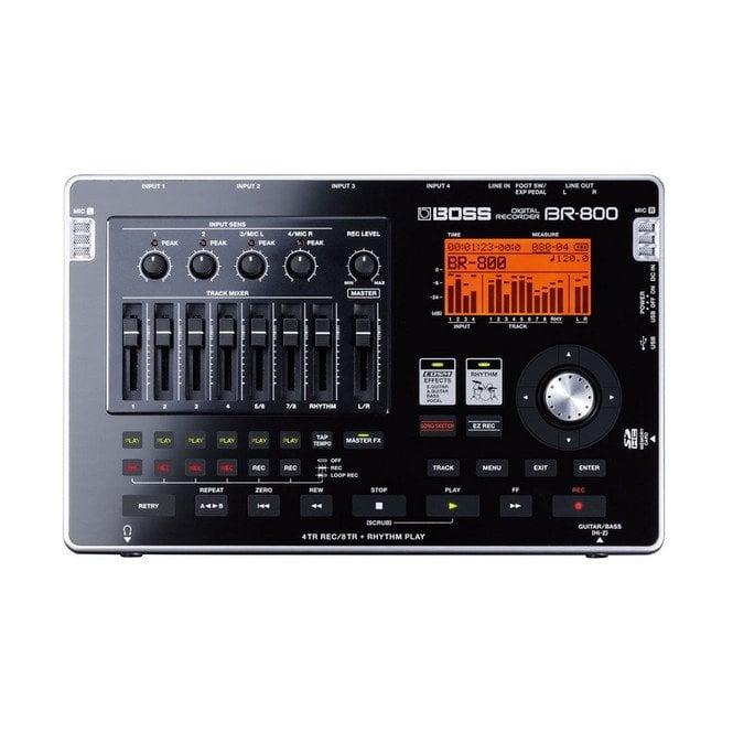 Boss BR-800 Multitrack Digital Recording Studio