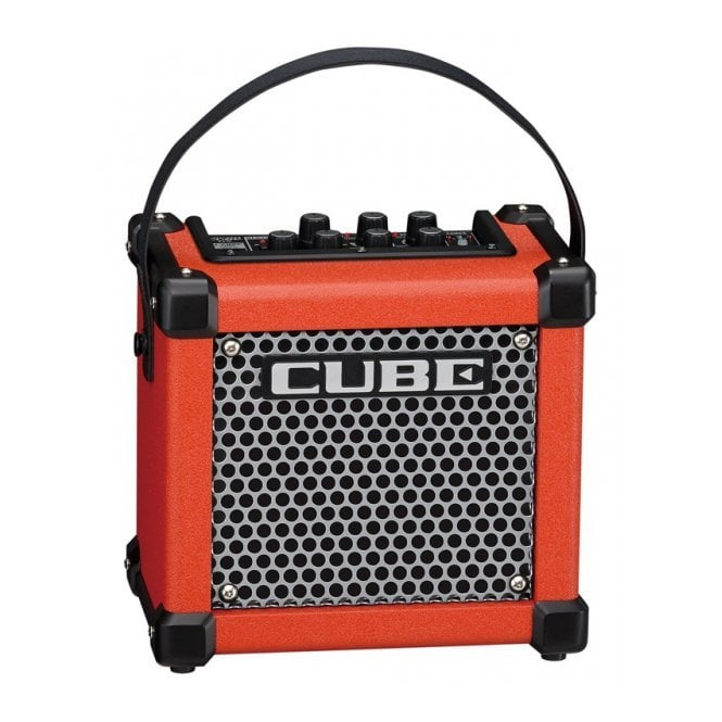 Roland Micro Cube GX (Red) Guitar Amplifier