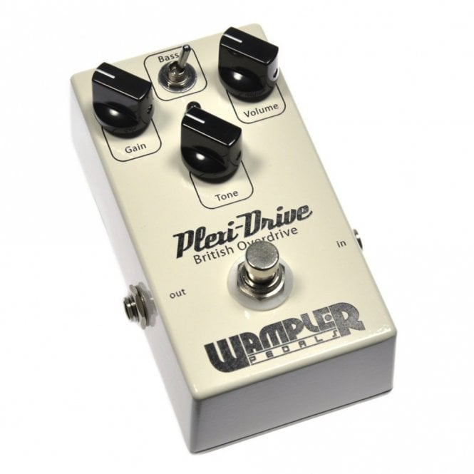 Wampler Plexi Drive Heritage Series British Overdrive Pedal - Discontinued Model
