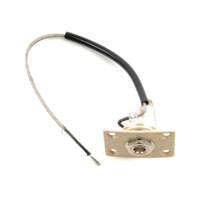 PRS Spare - Output Jack assembly, Gold - ACC-4105