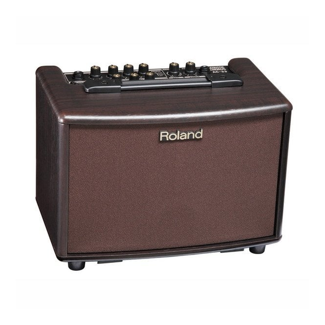 Roland AC-33 RW Acoustic Chorus Guitar Amplifier - Rosewood