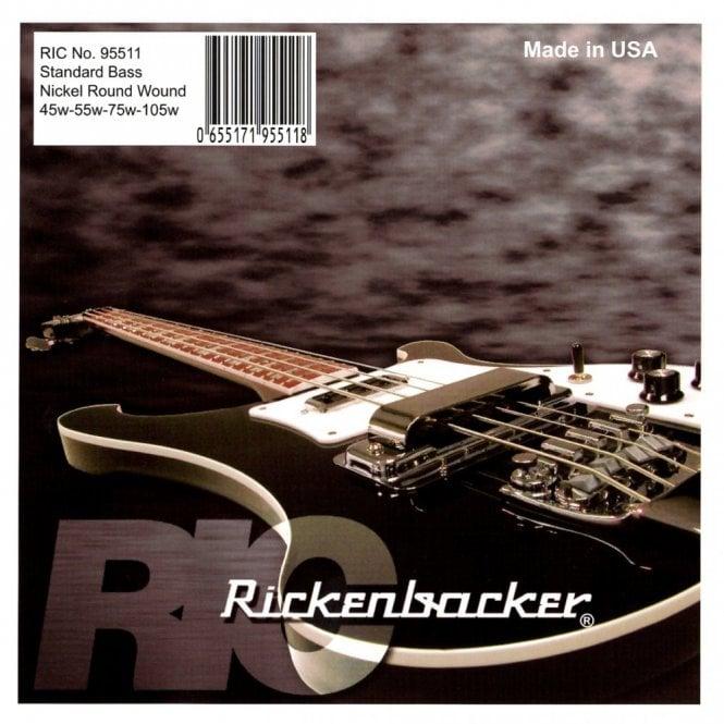 Rickenbacker Standard Bass Strings (45-105)