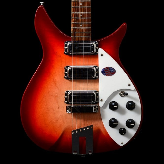 Rickenbacker 350V63 Liverpool in Fireglo, Electric Guitar