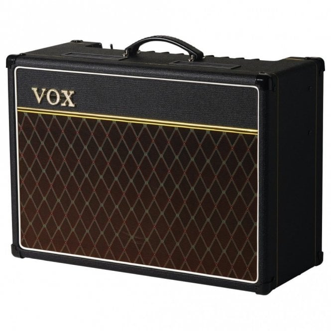 Vox AC15 C1 Custom 1x12 Guitar Combo Amplifier
