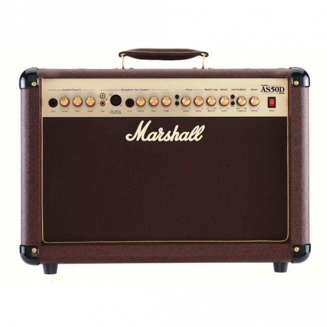 Marshall AS50D 50 Watt Acoustic Combo Amplifier