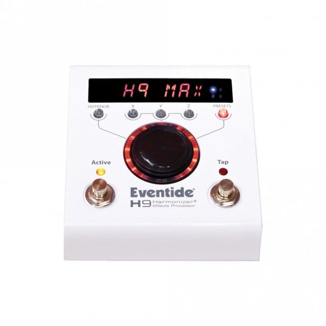 Eventide H9 Max - Multi FX Stompbox w/ All 45 Algorithms From Each Factor Pedal