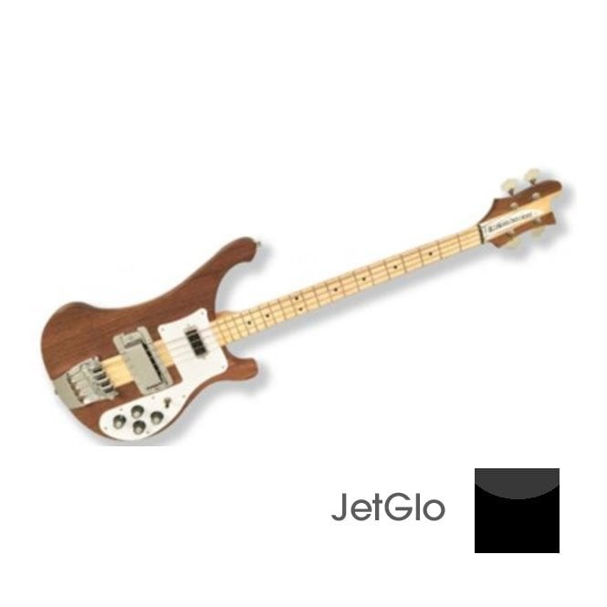 Rickenbacker 4003S Bass Guitar - Jetglo