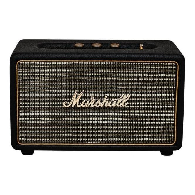 Marshall Acton Compact Stereo Speaker System w/ Bluetooth (Black)