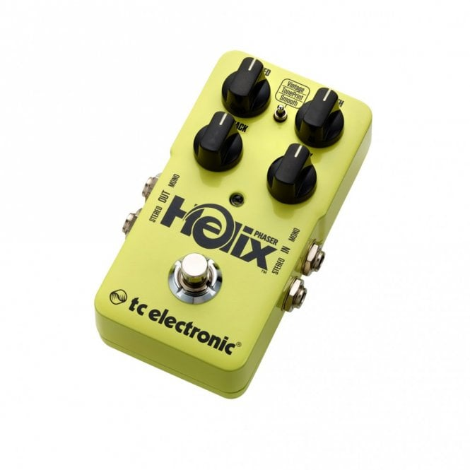 TC Electronic Helix Phaser TonePrint Enabled Effects Pedal