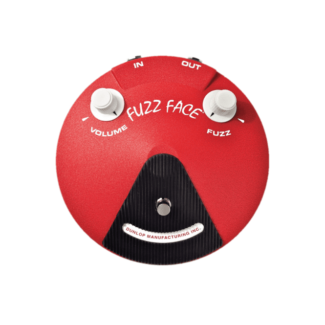 dunlop jhf3 fuzz face distortion pedal jimi hendrix band of gypsies. Black Bedroom Furniture Sets. Home Design Ideas