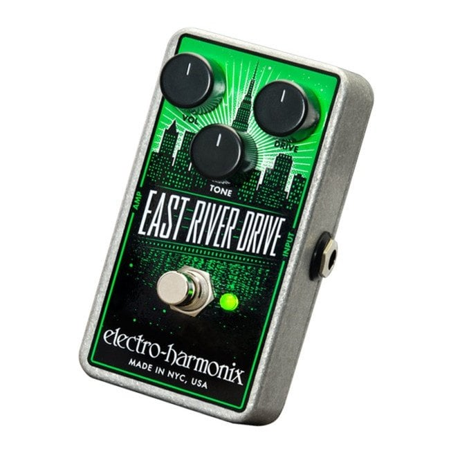 Electro Harmonix East River Drive Overdrive Guitar Effects Pedal