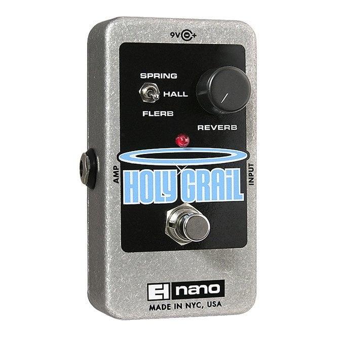 Electro Harmonix Holy Grail Nano Digital Reverb Guitar Effects Pedal