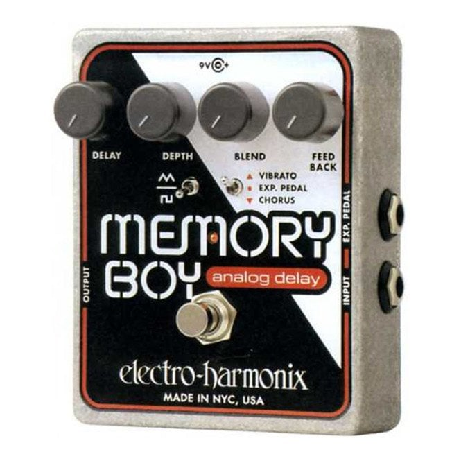 Electro Harmonix Memory Boy Analogue Delay Pedal