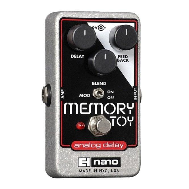 Electro Harmonix Memory Toy Analogue Delay Pedal