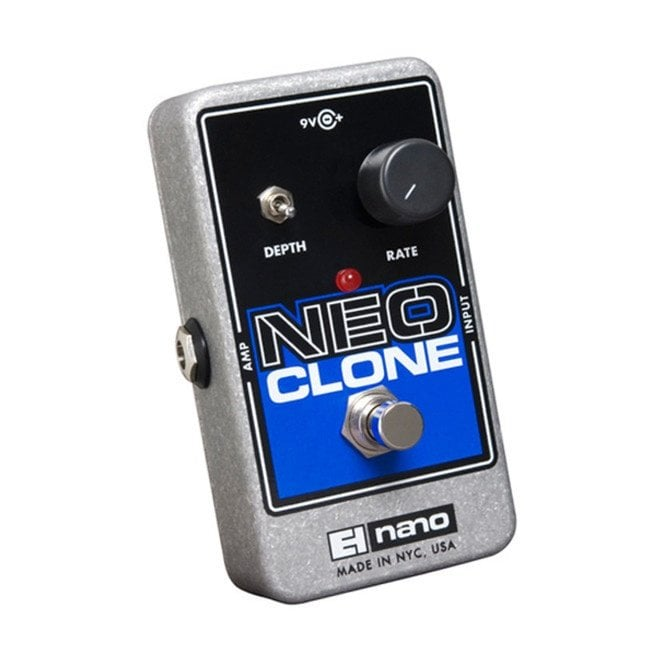 Electro Harmonix Neo Clone Analogue Chorus Guitar Effects Pedal