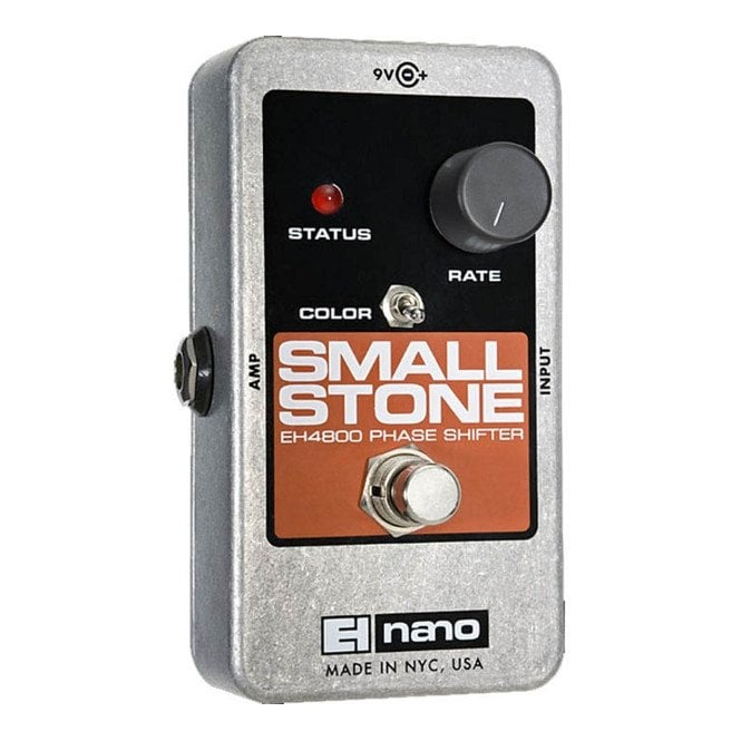 Electro Harmonix Small Stone Nano Phase Shifter Guitar Effects Pedal