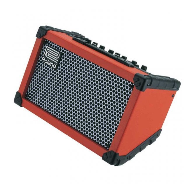 Roland Street Cube Red Portable Combo Amp