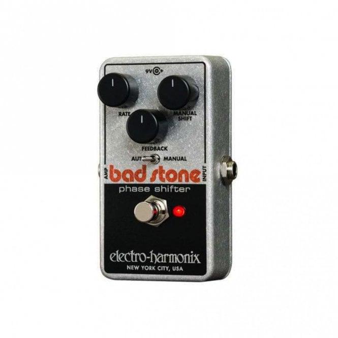 Electro Harmonix Bad Stone Analog Phase Shifter Effects Pedal