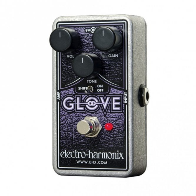 Electro Harmonix OD Glove Overdrive / Distortion Guitar Effects Pedal