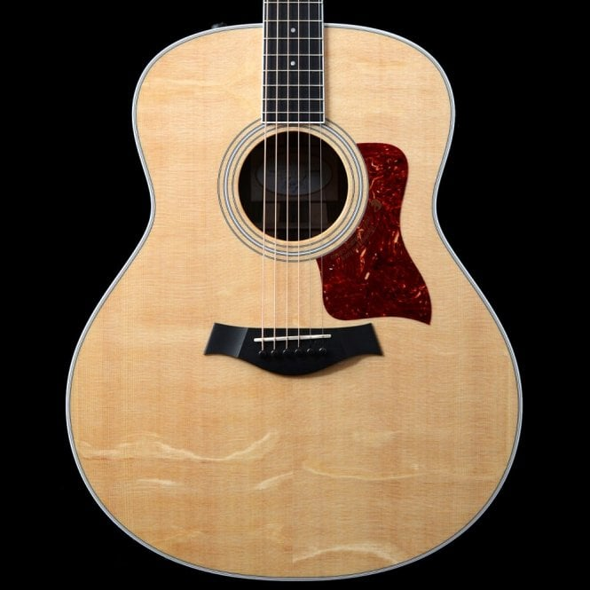 Taylor 418e Grand Orchestra Electro Acoustic, Natural, 2014 Model Scratch and Dent Stock