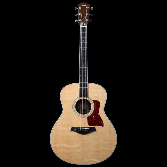 Taylor 418e Grand Orchestra Electro Acoustic, Natural, 2014 Model B Stock