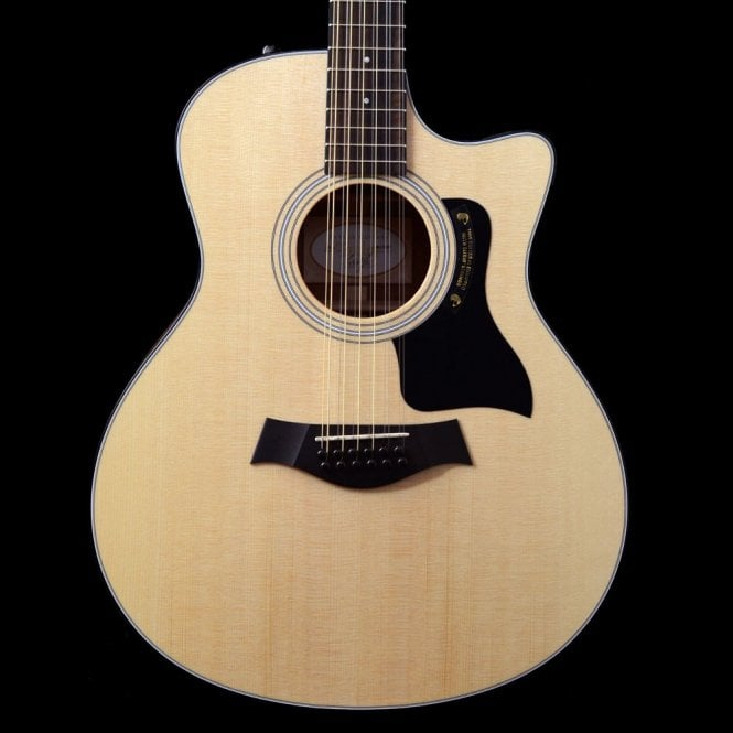 Taylor 356ce Grand Symphony 12-String Electro-Acoustic Guitar With Cutaway