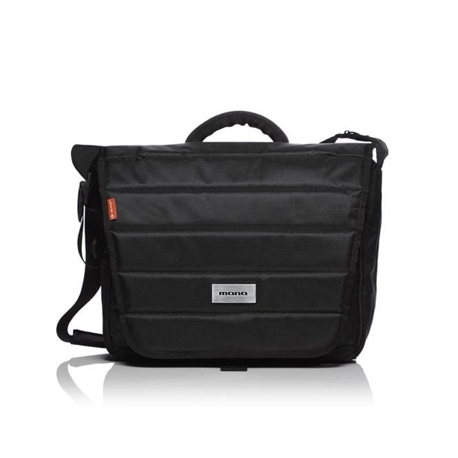 Mono The Fader Vinyl Record & Laptop DJ Bag