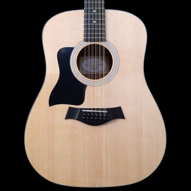 Taylor 150e 12-String Dreadnought Electro Acoustic Left-Handed In Natural