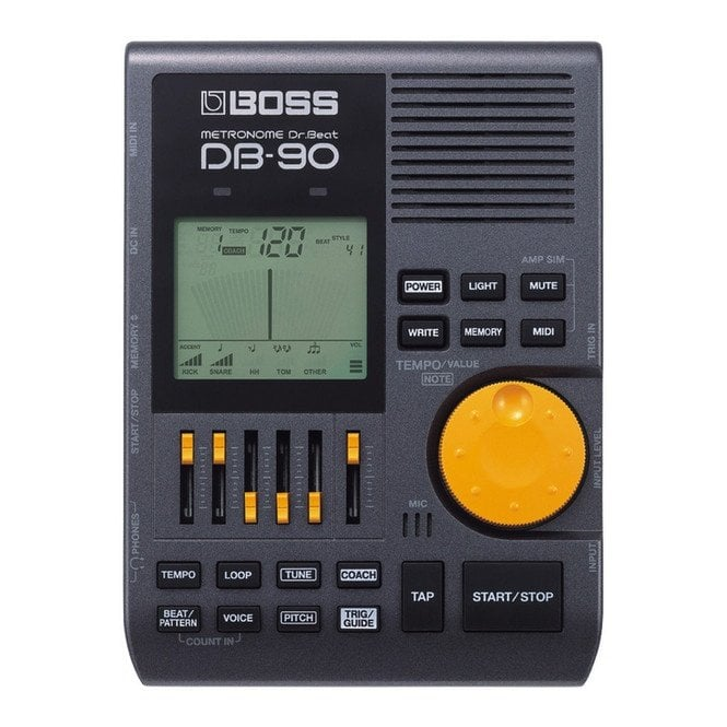 Boss DB-90 Dr Beat Rhythm Coach Metronome