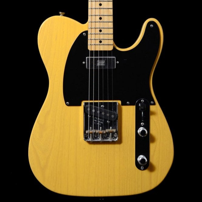 Sobriqueta solicitud masilla  Fender American Vintage Hot Rod '52 Telecaster Butterscotch For Sale