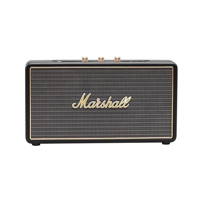 Marshall Stockwell Stereo Bluetooth Speaker - Black