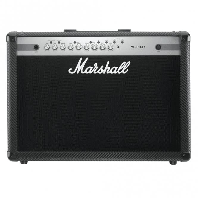 Marshall MG102CFX 100 Watt 2x12 Combo Amplifier w/ Effects