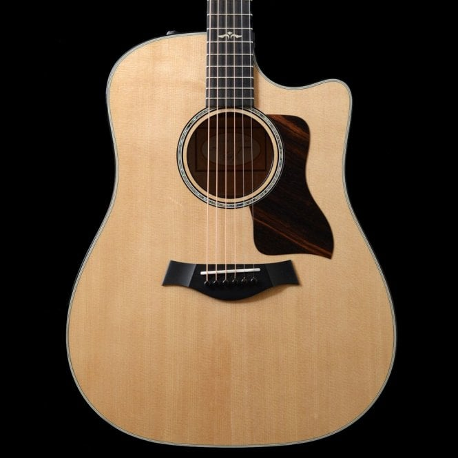 Taylor 610ce Electro Acoustic Guitar, New Spec