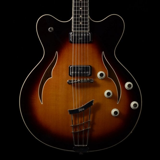 Hofner Verythin Special, Tobacco Sunburst Electric Guitar - B-Stock