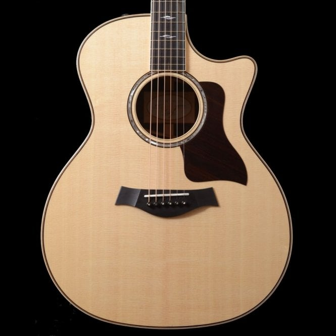 Taylor 814ce Electro Acoustic in Natural, New Model With ES2 Electronics