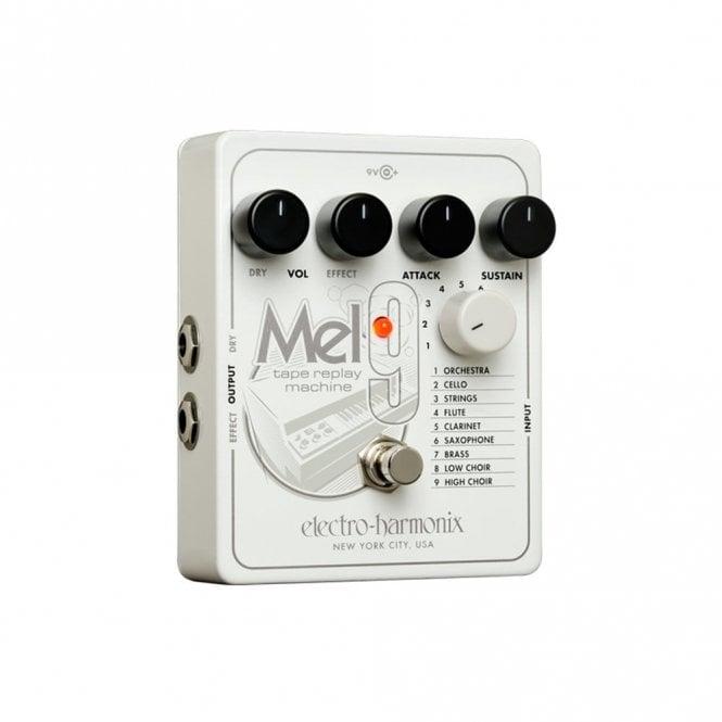Electro Harmonix MEL9 Tape Replay Machine (Mellotron) Guitar Effects Pedal