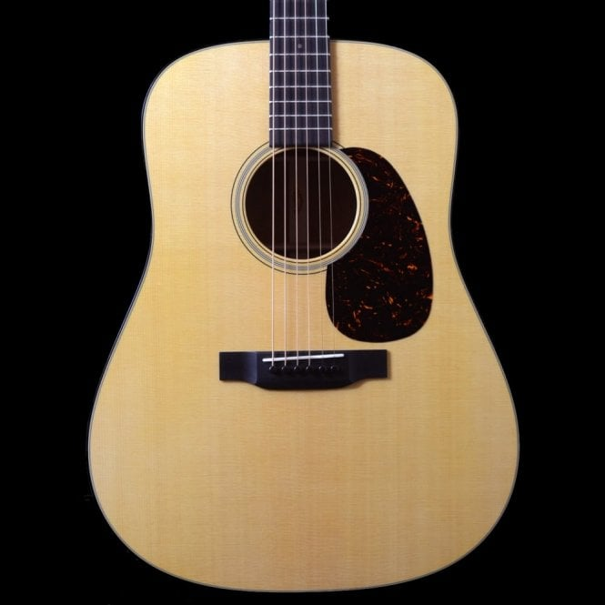 Martin D-18 Dreadnought Acoustic Guitar, Standard Series