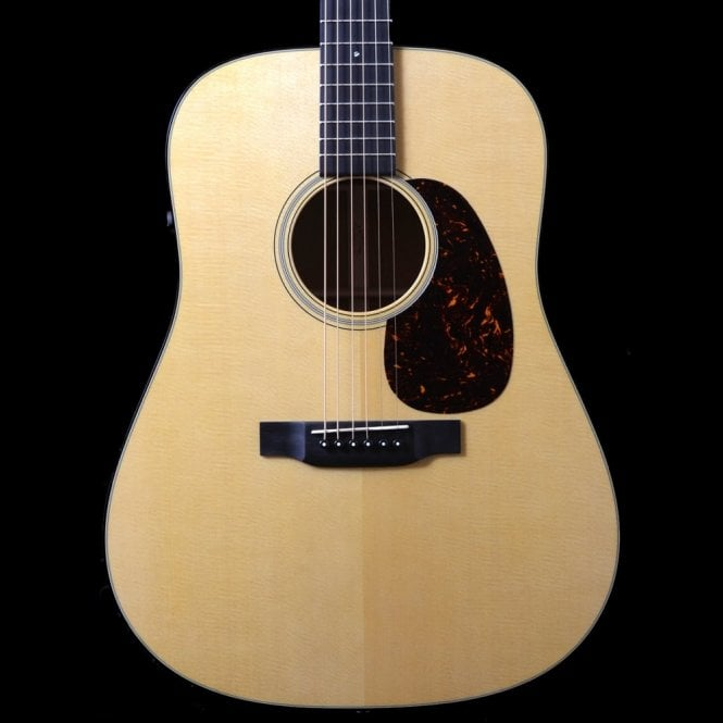 Martin D-18E Retro Electro Acoustic Dreadnought Guitar