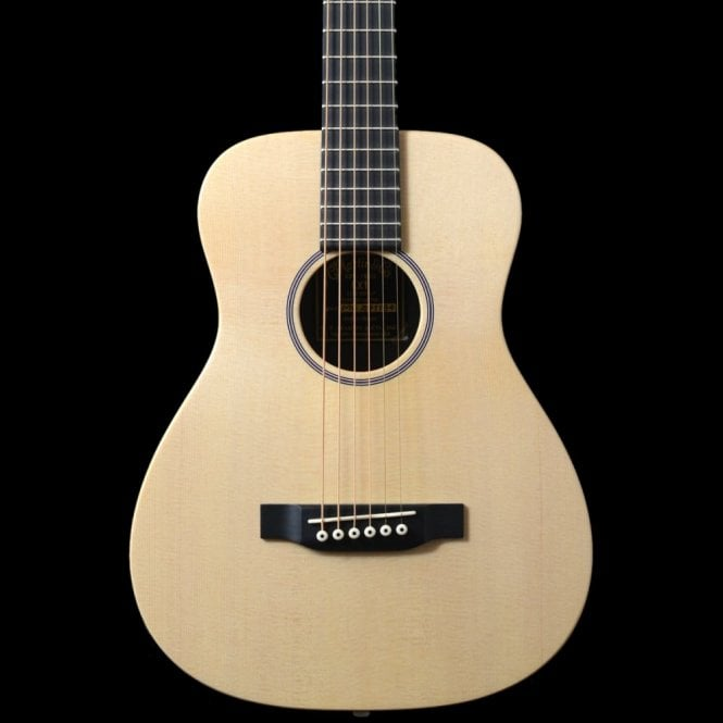 Martin LX1 Little Martin Travel Acoustic Guitar With Gig Bag