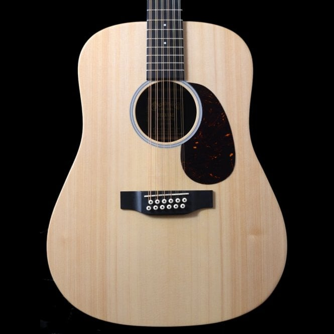 Martin D12X1AE X-Series 12-String Electro Acoustic Guitar With Fishman Pickup