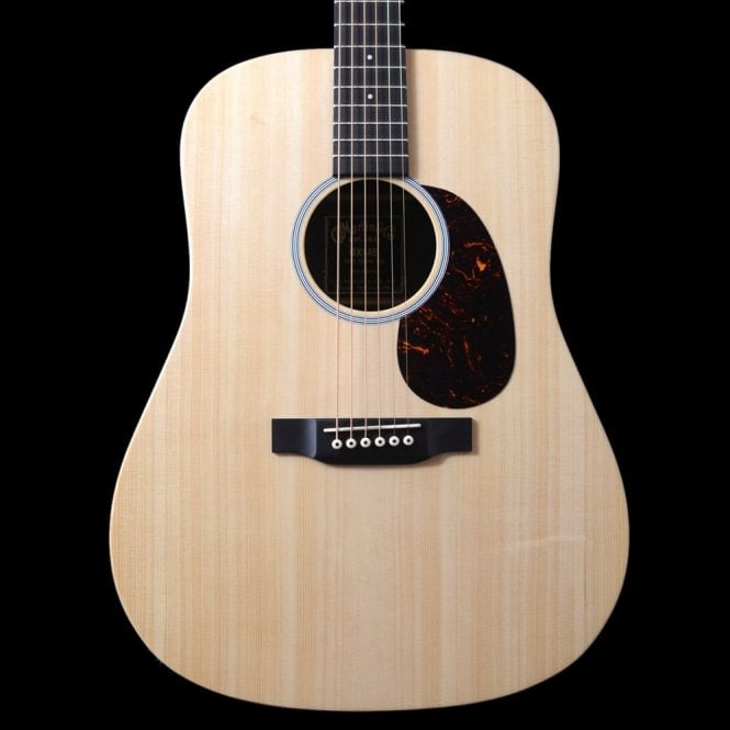 Martin DX1RAE X -Series Dreadnought With Rosewood Back & Sides, Fishman Pickup