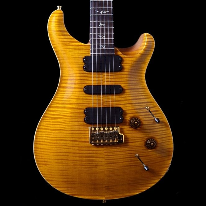 PRS Brazilian Rosewood 513 In Amber, 2009 Pre-Owned Guitar
