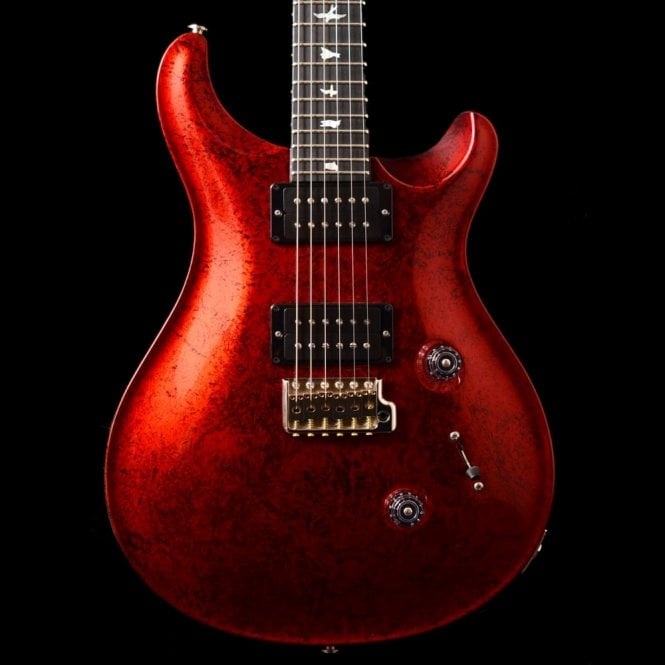 PRS Wood Library Standard 24 Multi Red Foil Ltd Edition
