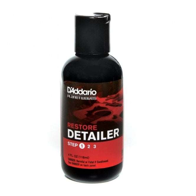 D'Addario Planet Waves Restore Guitar Polish
