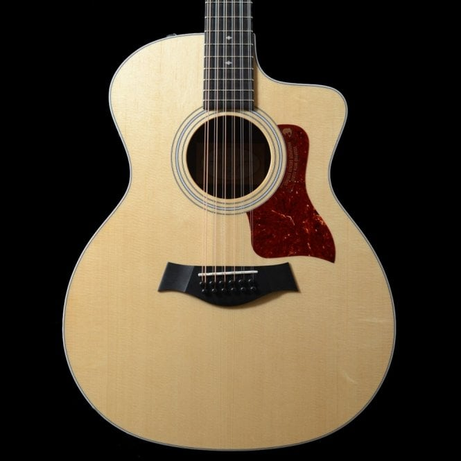 Taylor 254ce-DLX Deluxe 12-String Electro Acoustic Guitar