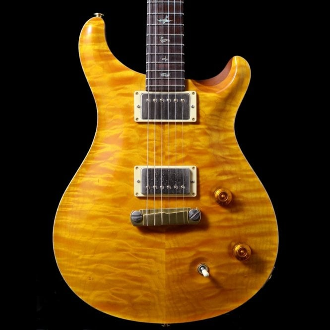 PRS McCarty Limited Edition In Amber Wirth Brazilian Rosewood Fretboard, 2006 Pre-Owned Guitar