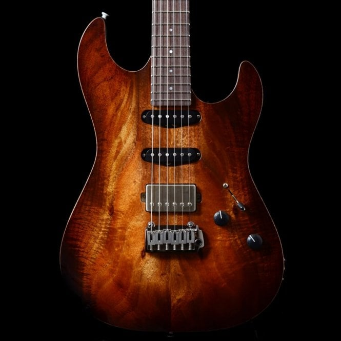 Patrick James Eggle '96 Drop Top Custom With Koa Top #19819