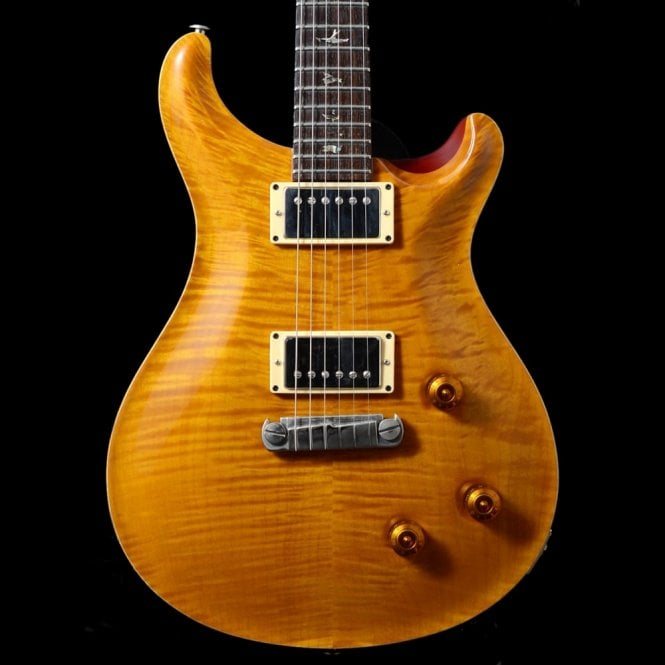 PRS Custom 22 10-Top StopTail In Amber Electric Guitar, 1996 Pre-Owned