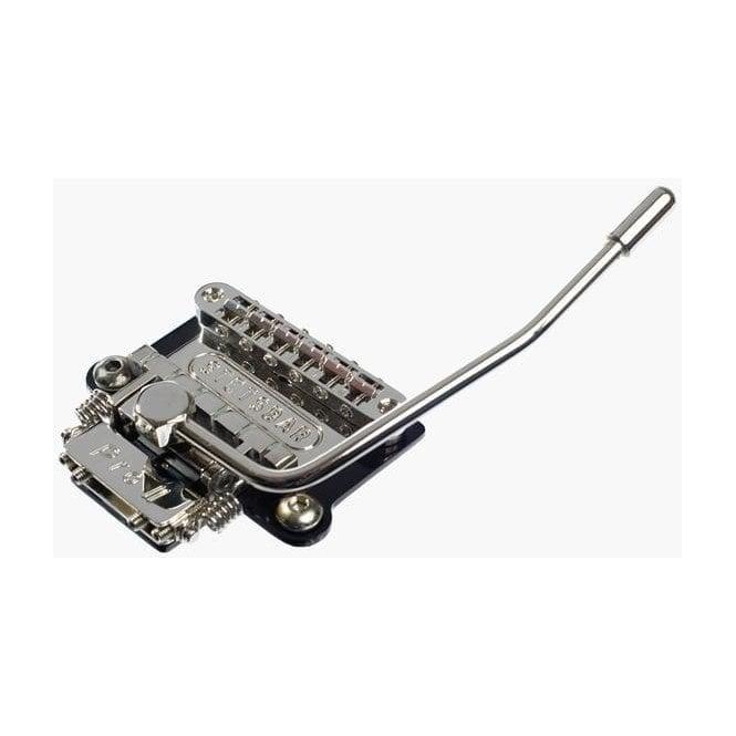 Stetsbar STNN/R Stoptail Square-Base Tremolo System (Nickel)